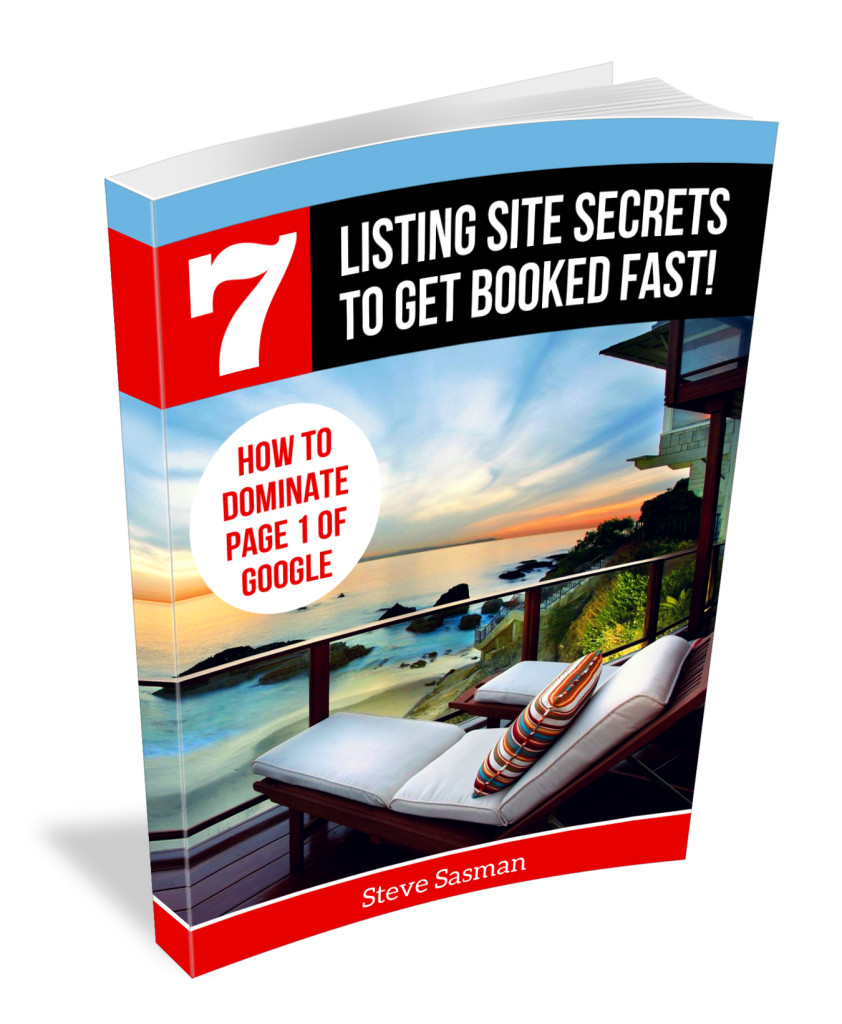 7 Listing Site Secrets to Get Booked FAST!